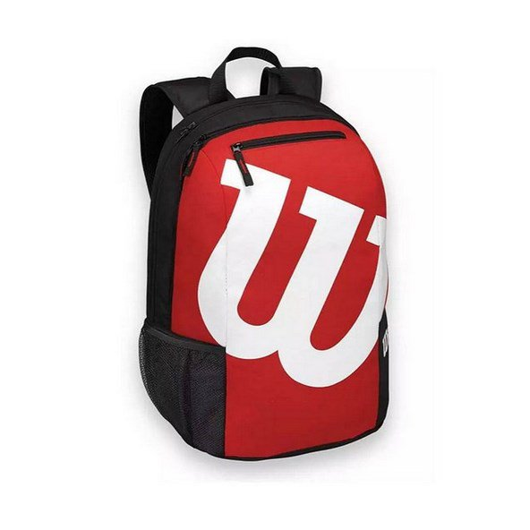 Wilson Match II Tennis Backpack Red