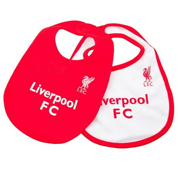 LFC Core 2 Pack Bibs Red/White