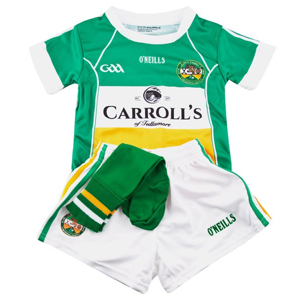 O'Neills Offaly 2016 Home Infant Kit, Green