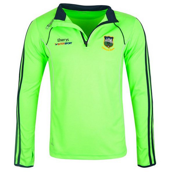 O'Neills Tipp Ormond HZ Trn Top Lime/Nv