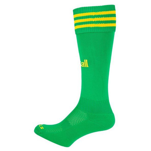 O'Neills Donegal Home Socks 16 Grn/Yell