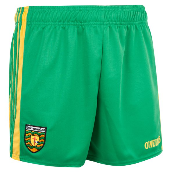 O'Neills Donegal 2016 Kids' Home Short, Green