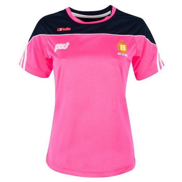 O'Neills Clare Parnell Women Tee Pink/Nv