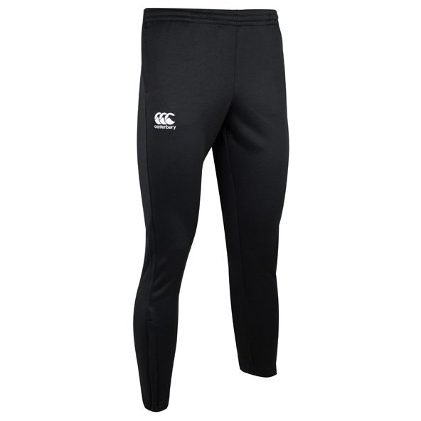 Canterbury Tapered Poly Boy Pant Black