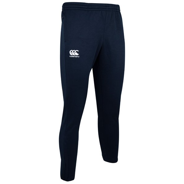 Canterbury Tapered Poly Boy Pant Navy