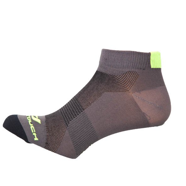 Pro Touch Bakis Low Cut Running Sock, Grey