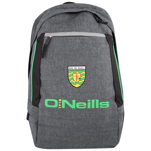 O'Neills Donegal GAA Backpack, Grey