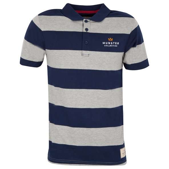Munster Collection Authentic Munster Polo, Navy