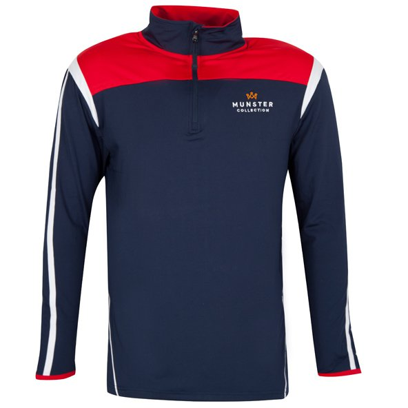 Munster Collection Authentic Munster Top, Navy