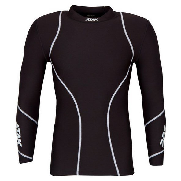Atak Compresions Baselayer LS Men Top Bk