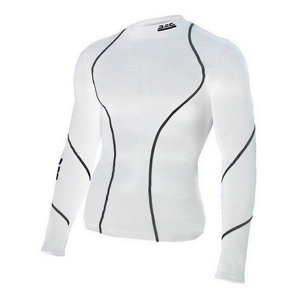 Atak Compresions Baselayer LS Men Top Wh