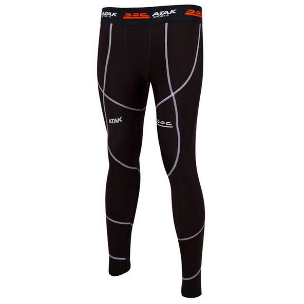 Atak Compresions Baselayer Men Tight Blk