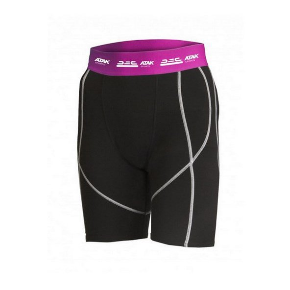 Atak Compresions Baselayer Wmn Short Blk