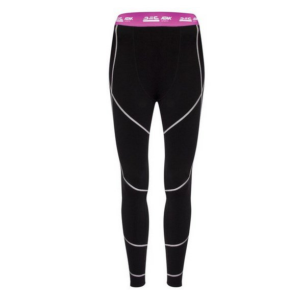 Atak Compresions Baselayer Wmn Tight Blk