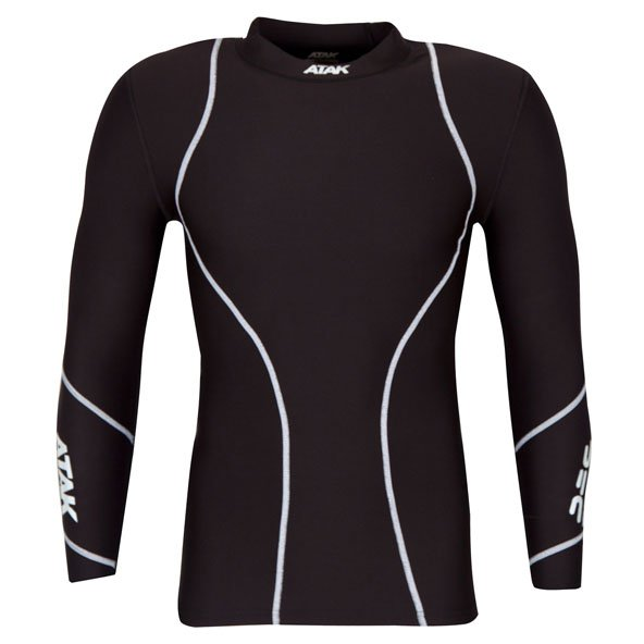 Atak Compresions Baselayer LS Kid Top Bk