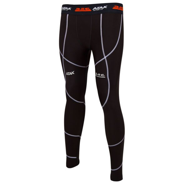 Atak Compresions Baselayer Kid Tight Blk