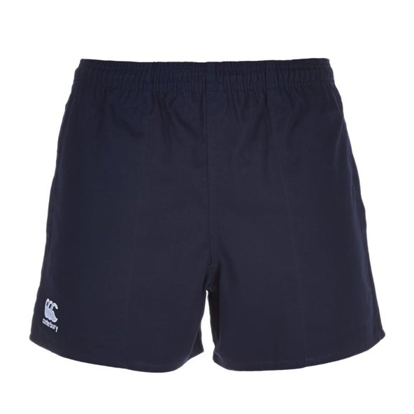 Canterbury Kids Rugged Pro Short Navy