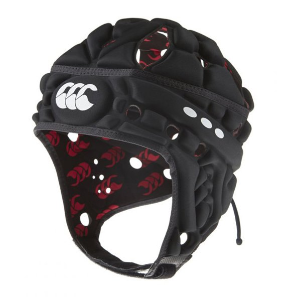 Canterbury Airflow Headguard Black