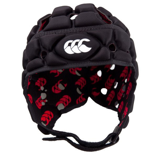 Canterbury Ventilator Headguard Black