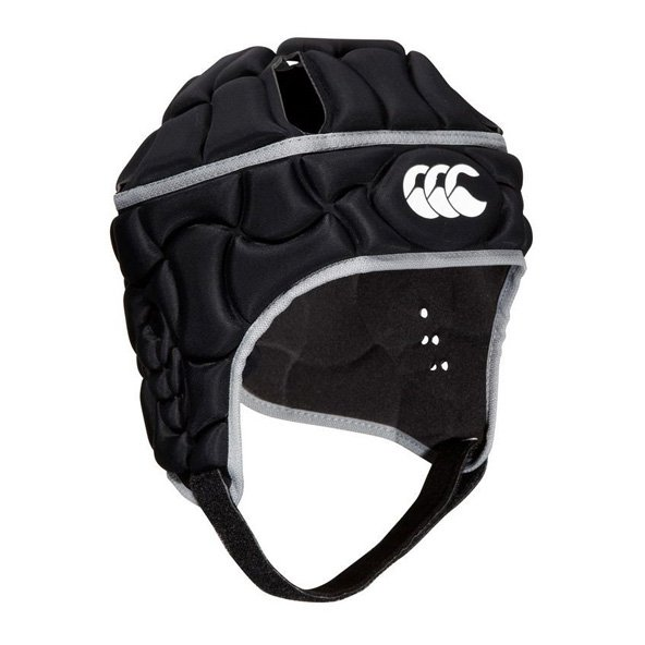 Canterbury Club Plus Kids' Headguard, Black