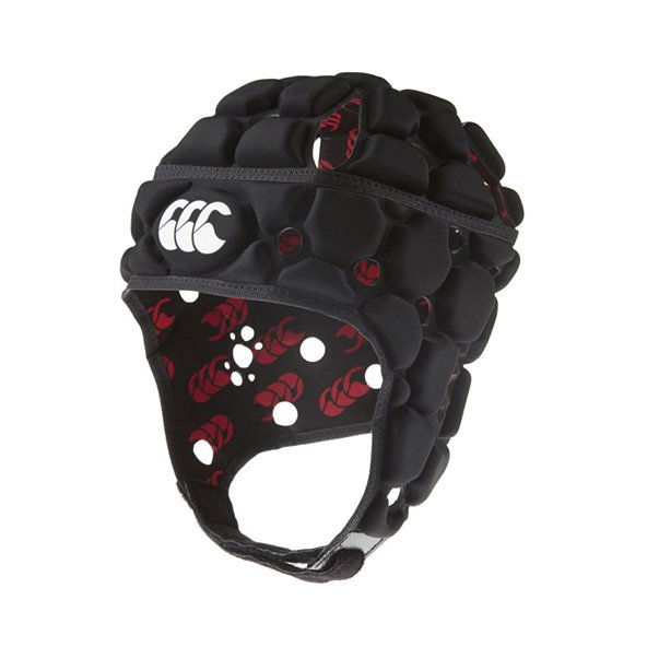 Canterbury Ventilator Kids' Headguard, Black
