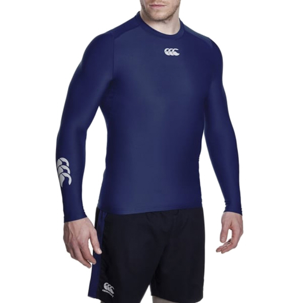 Canterbury Thermoreg Cold Gear Baselayer, Navy
