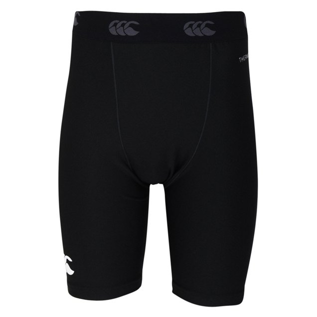Canterbury Thermoreg Kids' Cold Gear Short , Black