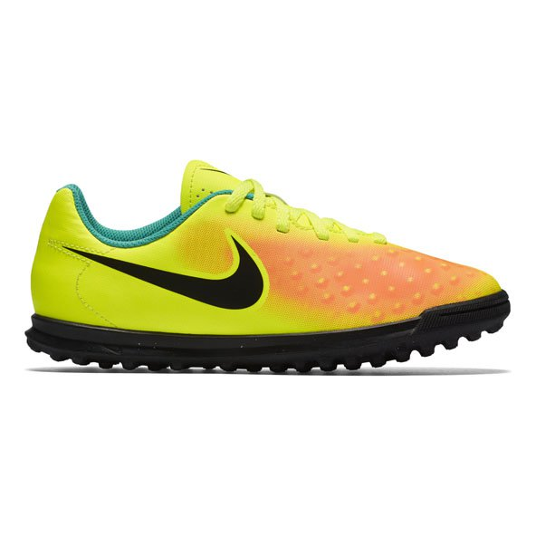 Nike Magista Ola II Kids' FG Astro Boot, Yellow