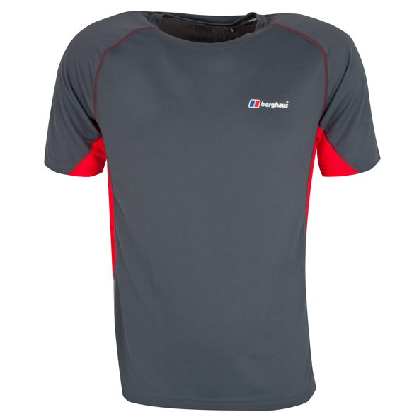 Berghaus Tech Men's T-Shirt, Grey