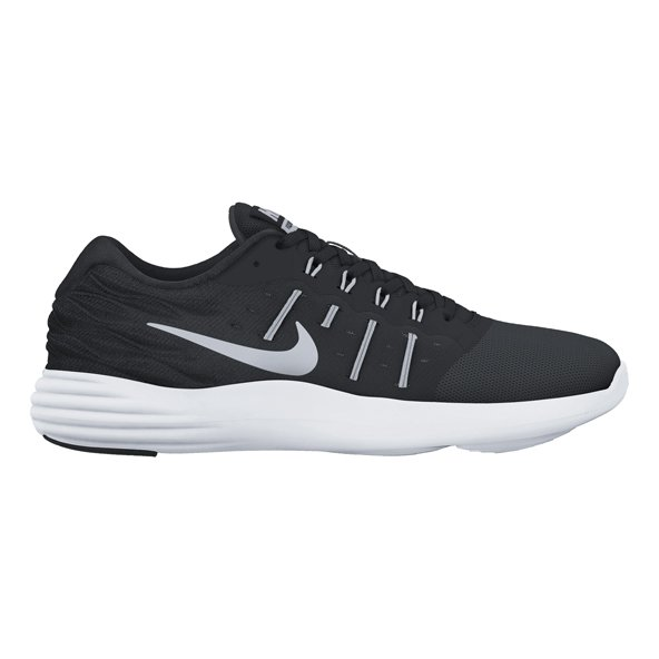 Nike LunarStelos Men's Running Shoe, Black