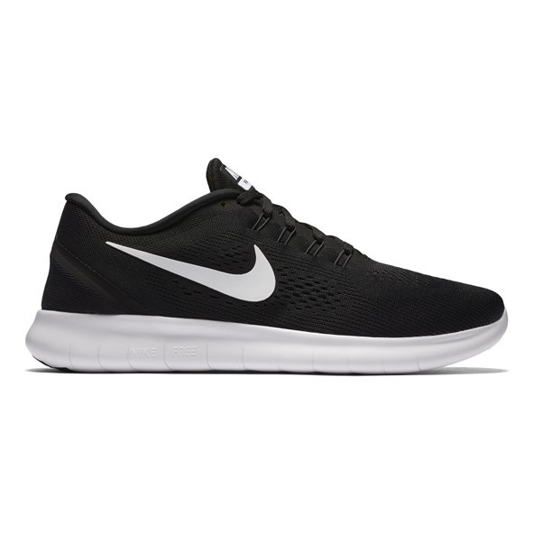 Nike Free RN Men's Running Shoe, Black