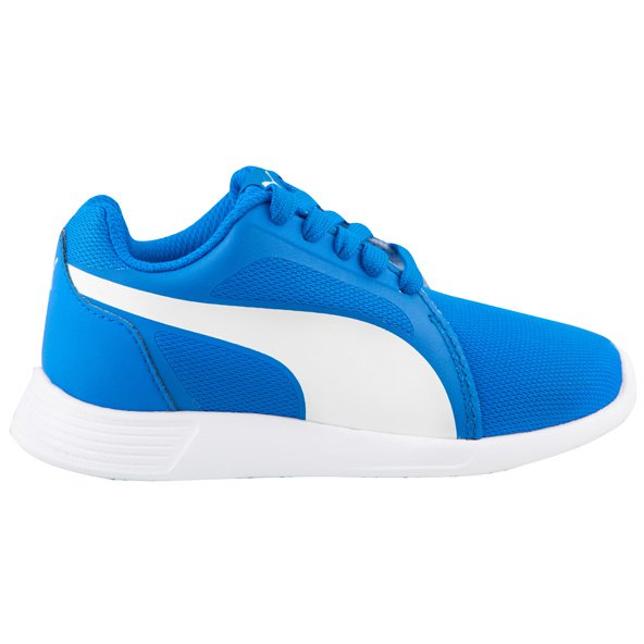 Puma ST Trainer Evo PS Junior Boys' Trainer, Blue