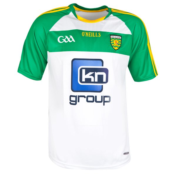 O'Neills Donegal 2016 Away Jersey, White