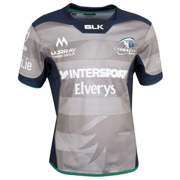 BLK Connacht 2016 Away Jersey, Navy