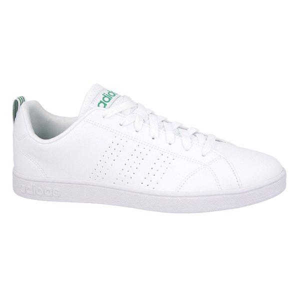 adidas VS Advantage Clean K Boys' Trainer, White