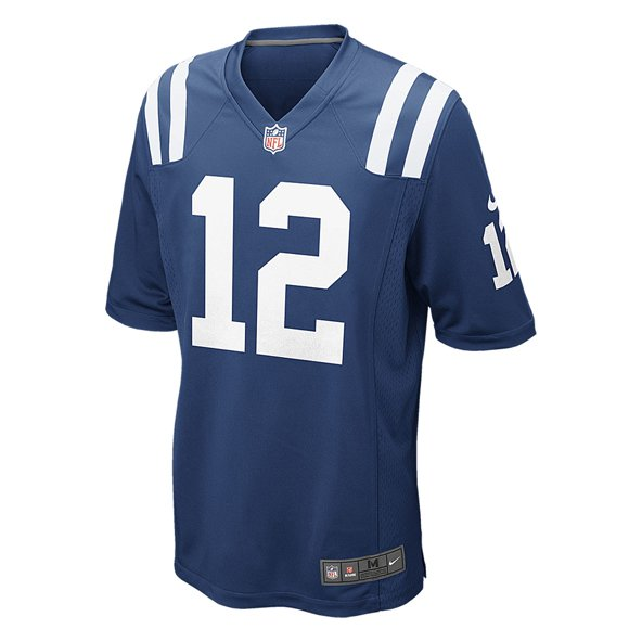 Nike Colts Luck Hm 16 Jersey Blue
