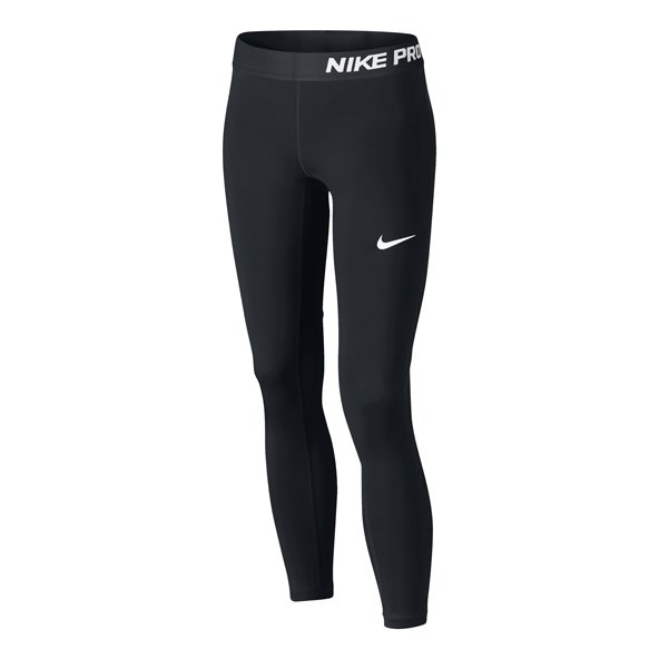 Nike Pro Cool Girls' Tight, Black