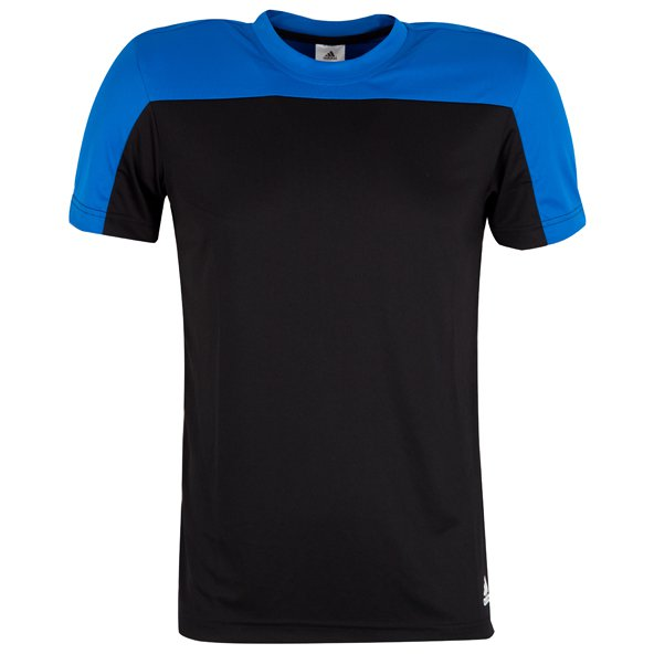 adidas Tentro PES Men's T-Shirt, Black