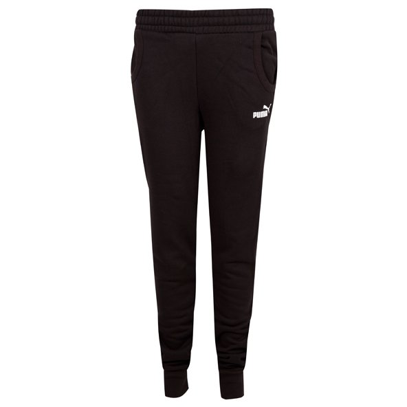 Puma Essential no.1 Logo Women's Pant, Black