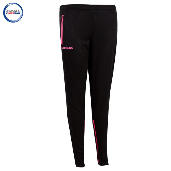 O'Neills Colby Girls' Training Pant, Black