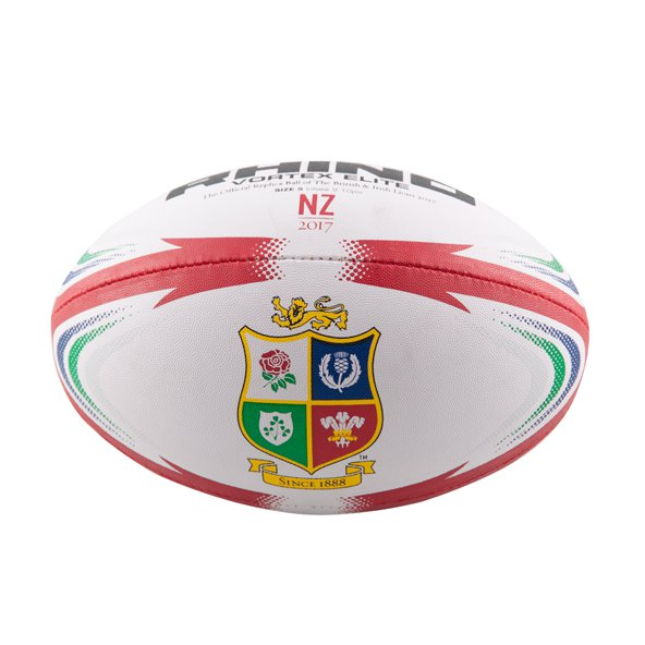 Rhino Lions 2017 Official Midi Ball, White