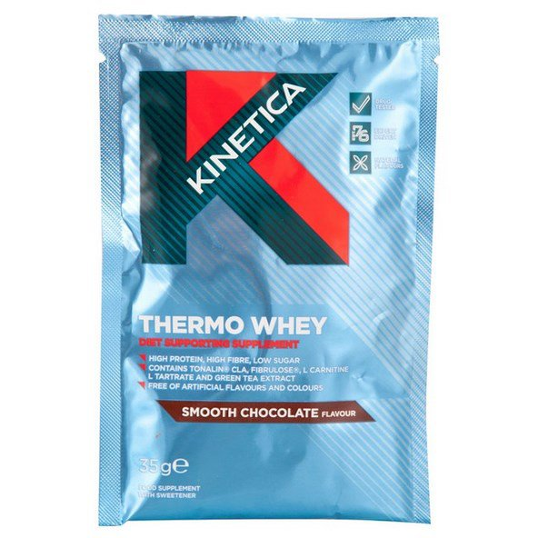 Kinetica Thermo Whey Sachets Smoth Choco