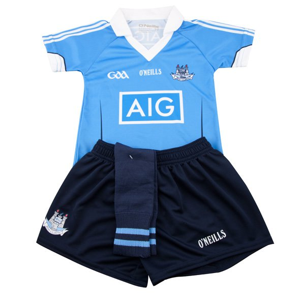 O'Neills Dublin Home 16 Kids Kit Sky