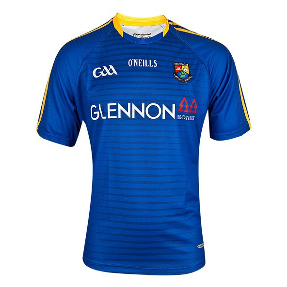 O'Neills Longford Home 17 Jersey Blue