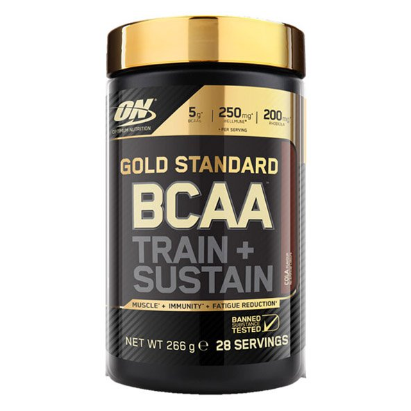 ON Gold Standard BCAA™, Cola