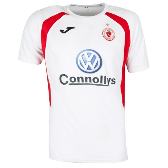 Joma Sligo Rovers 2016/17 Away Jersey, White