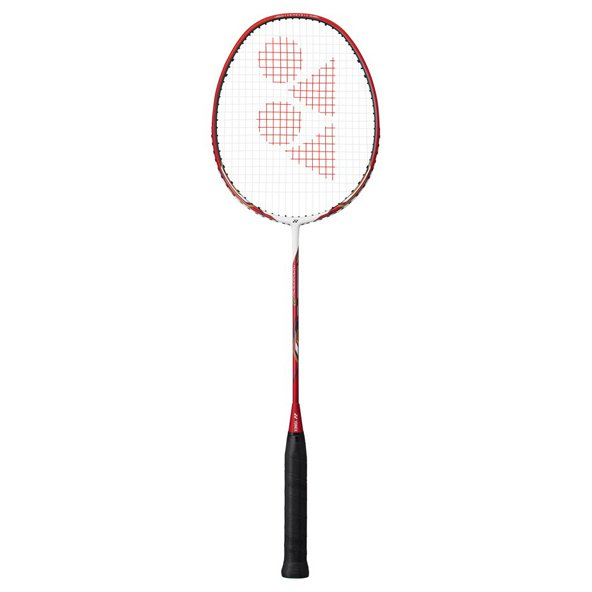 Yonex Nanoray 9 Badminton Racket Red