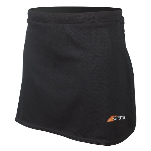 Grays G600 Hockey Skort Black