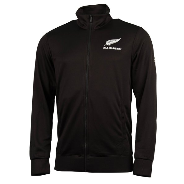 adidas All Blacks Men's Track Top, Black