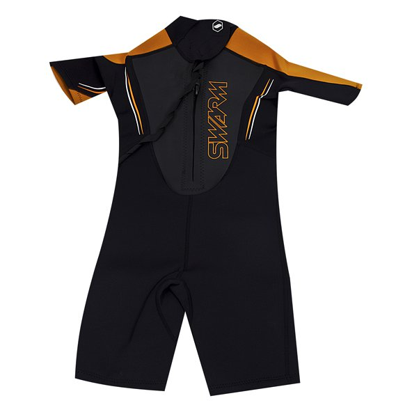 Typhoon Childs Shorty Wetsuit Orange